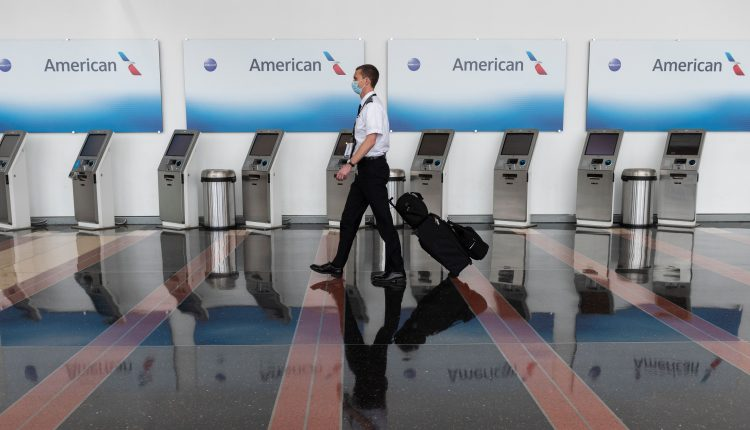 American Airlines moves flight crews to D.C. airport hotels