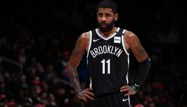 Brooklyn Nets star Kyrie Irving fined for violating NBA Covid-19