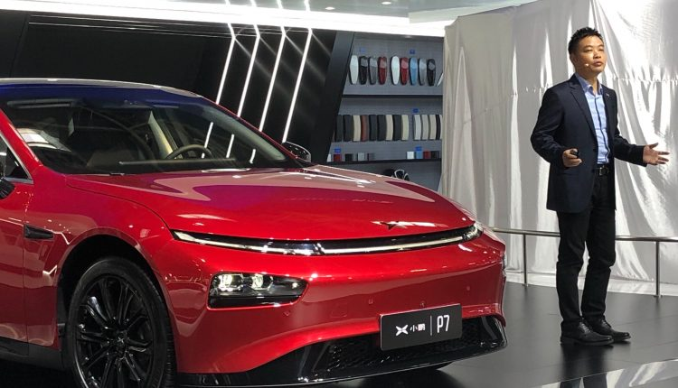 Chinese electric car start-up Xpeng gets $2 billion in credit