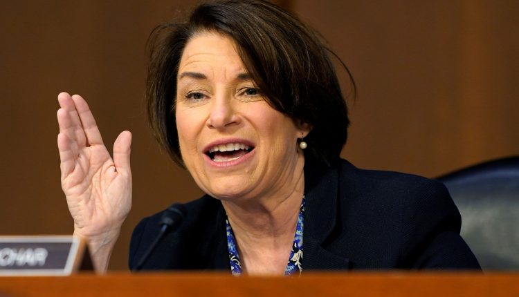 Senators urge Facebook, Google, Twitter to crack down on vaccine