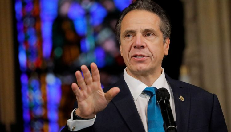 New York Gov. Cuomo asks to buy directly from Pfizer