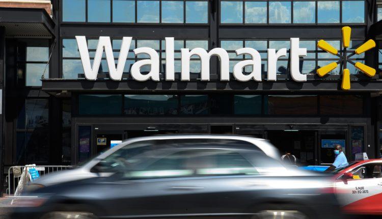 Walmart to create fintech start-up with investment firm behind Robinhood