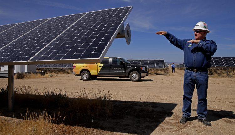 SunPower, Tesla, Beyond Meat, JPMorgan