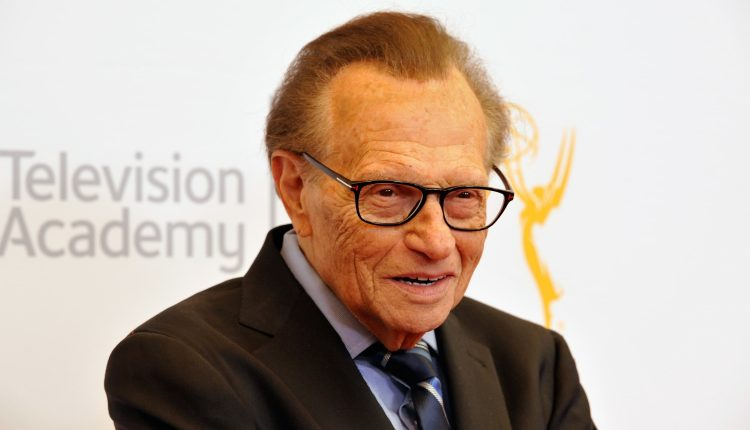 Larry King, award-winning broadcaster, has died at age 87