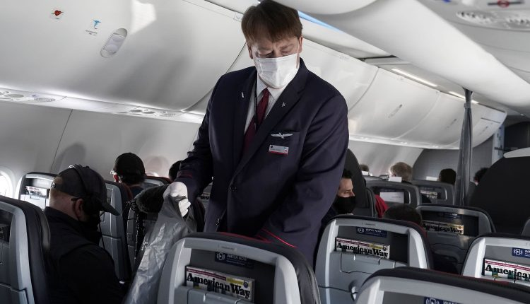 Flight attendant unions raise alarms about disruptive travelers after pro-Trump