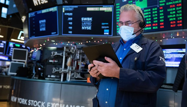 Stock futures open higher following Wednesday's slight gains