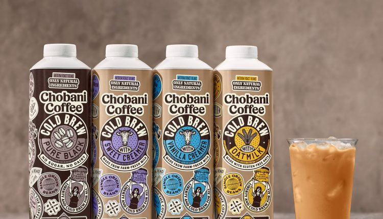 Chobani to debut cold brew coffee drinks in further push