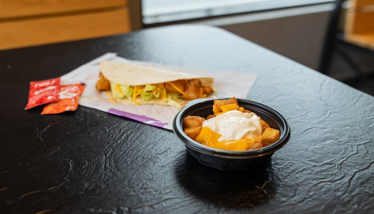 Taco Bell brings back potatoes and will test Beyond Meat