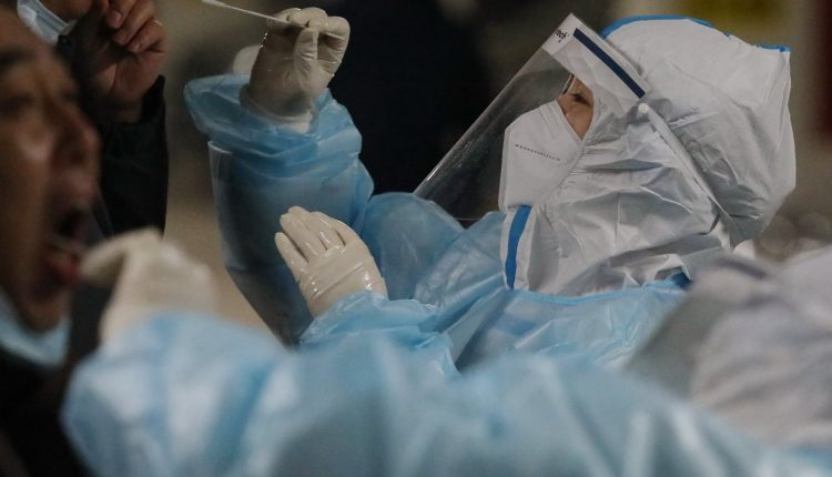 China reports first Covid death in more than six months