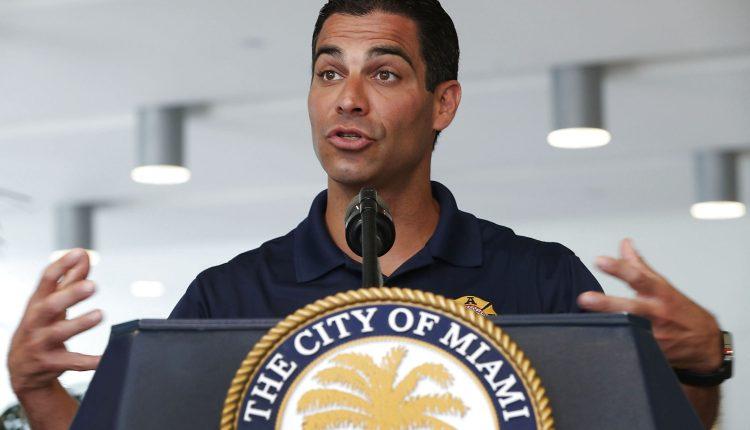 Miami Mayor Francis Suarez using Twitter to build next Silicon