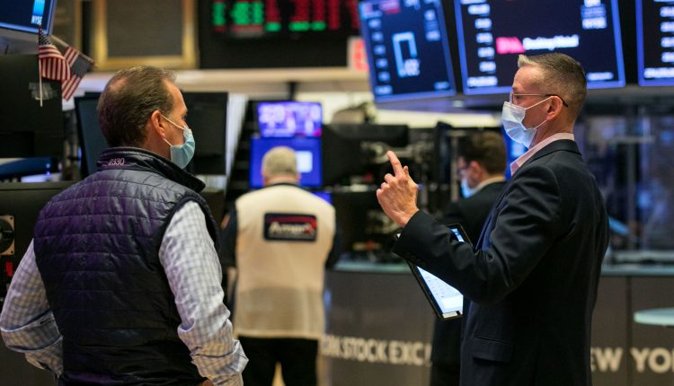 Stock market rally on stimulus and vaccine hopes has little