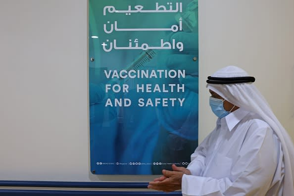 UAE on track to vaccinate half its population by end