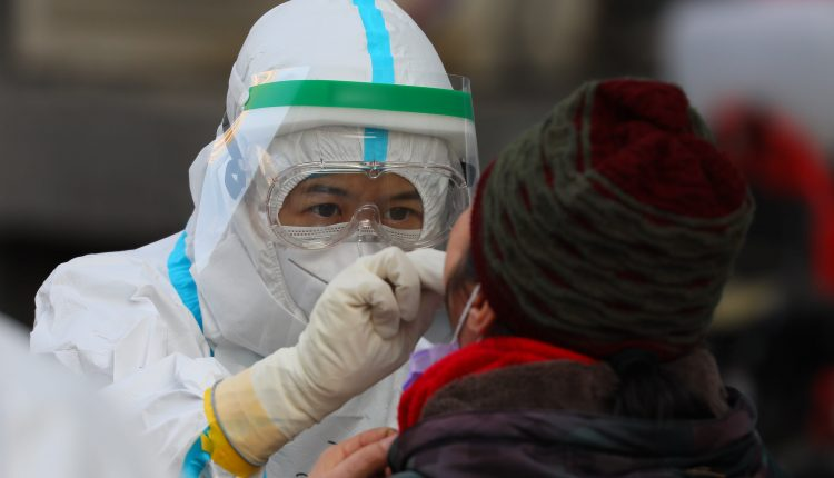 New map shows where China's latest virus cases are clustered