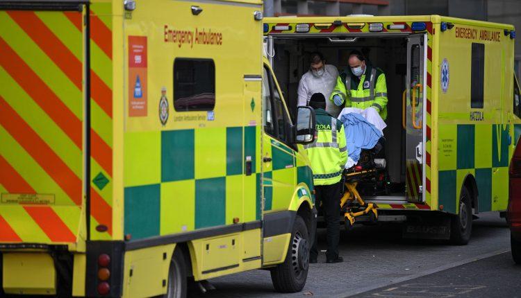 UK's coronavirus death toll surpasses 100,000