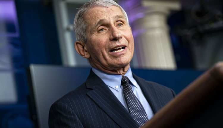 Dr. Fauci says Covid vaccines can be easily adapted to