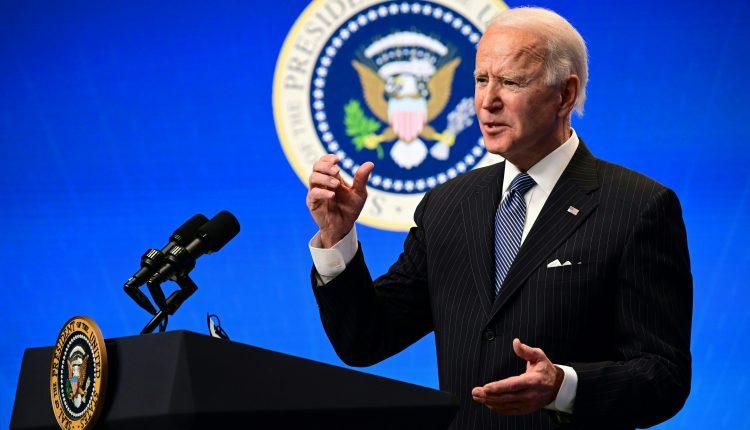 President Joe Biden targets 1.5 million Covid vaccinations a day,