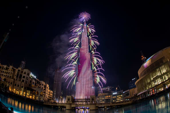 Is Dubai's party over? Record Covid cases spark fears of