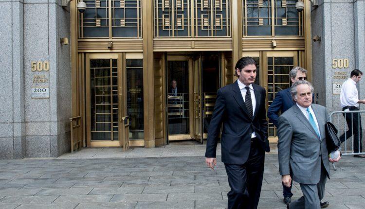 Trump Pardons Hillel Nahmad, Madison Avenue Art Dealer