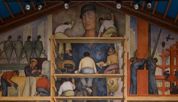 Diego Rivera Mural to Get Landmark Status, Blocking Potential Sale