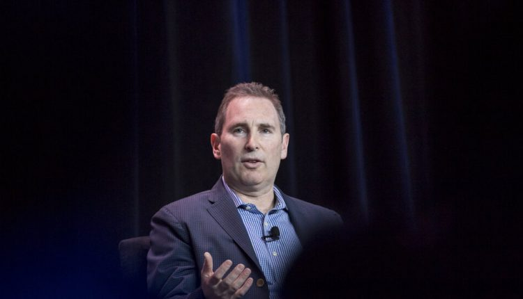 How Andy Jassy, Amazon's Next C.E.O., Was a 'Brain Double'