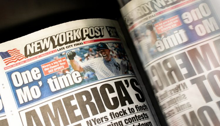 The New York Post Made a Profit. Really.