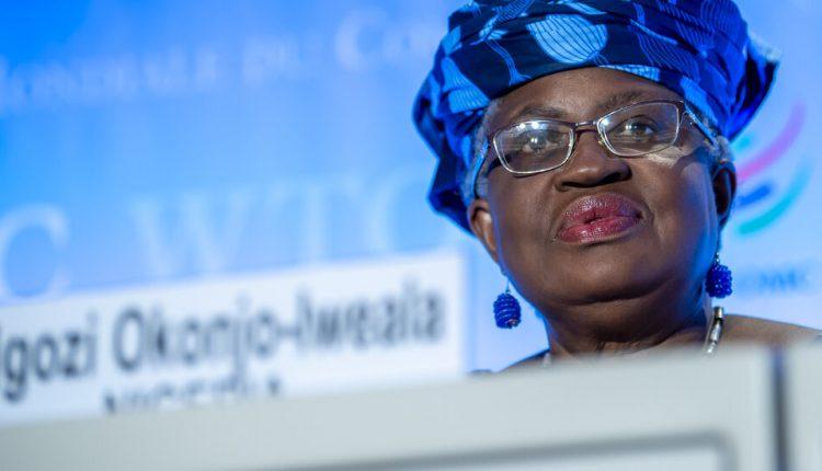 Ngozi Okonjo-Iweala Set to Become W.T.O.'s First Female Leader