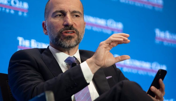 Uber won't buy bitcoin with its cash, may later accept