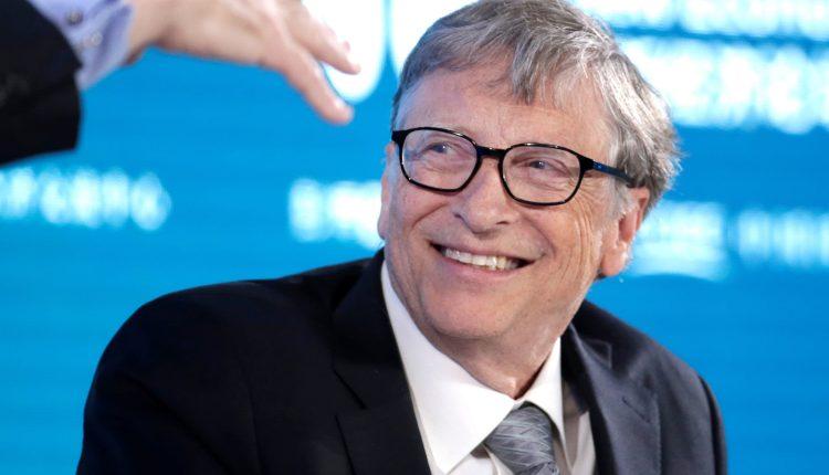 Bill Gates on his carbon footprint