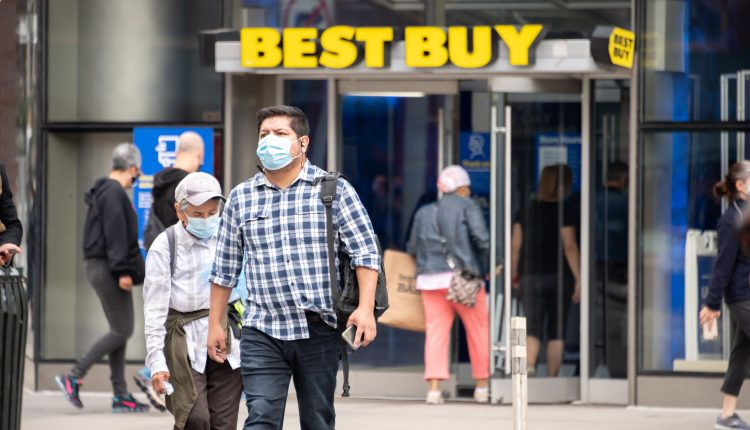 Best Buy gives pandemic-related bonuses to employees amid company layoffs