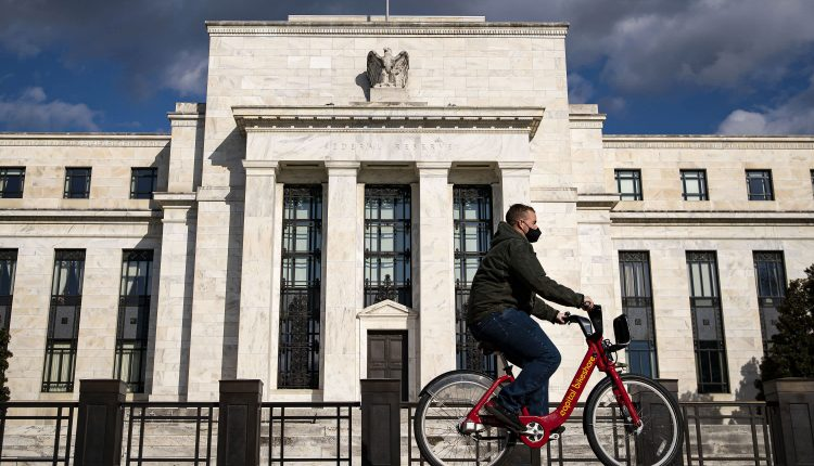 The Fed's system that allows banks to send money back