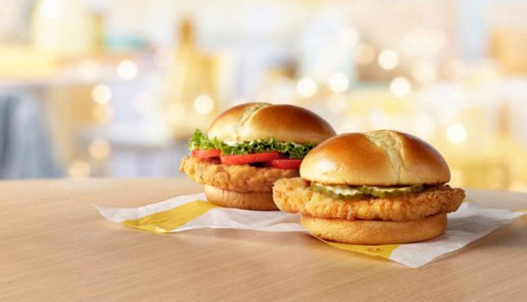 McDonald's aims to win chicken-sandwich wars with value
