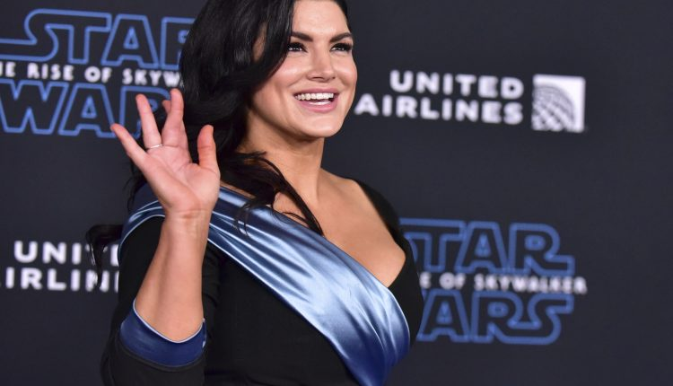 Gina Carano to work with Ben Shapiro's Daily Wire after