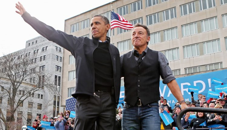 Barack Obama, Bruce Springsteen podcast 'Renegades' coming to Spotify