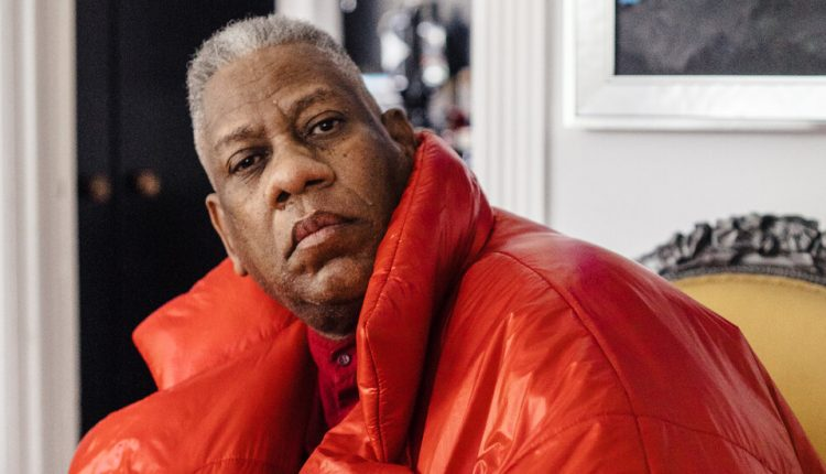 André Leon Talley: Eviction, Bankruptcy and Fashion Grift