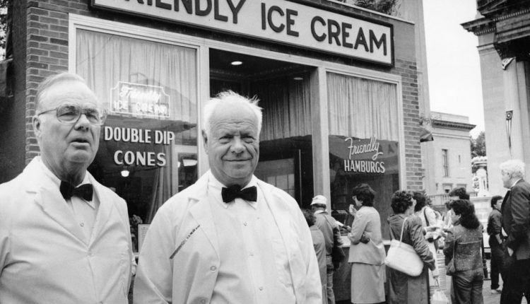 S. Prestley Blake, a Founder of Friendly's, Dies at 106