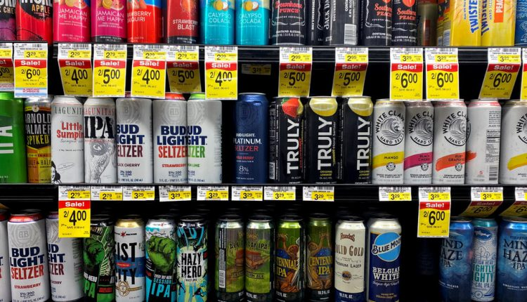 The maker of cans for White Claw strikes an $8.5