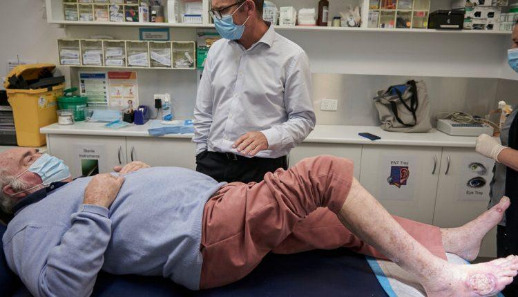 A Terrifying Disease Stalks Seaside Australia: Flesh-Eating Ulcers