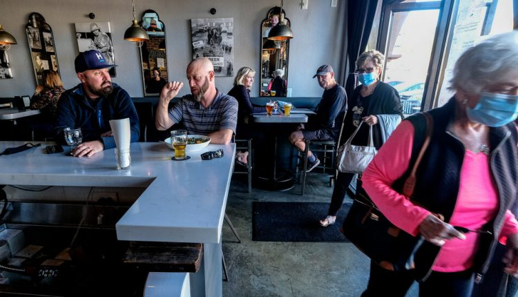 The Virus Spread Where Restaurants Reopened or Mask Mandates Were