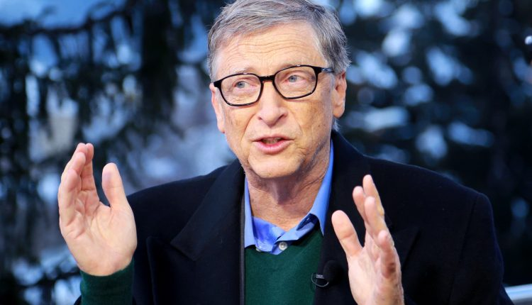 Bill Gates says he'll fly less to fight climate change