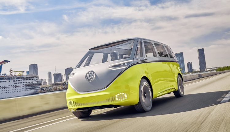 VW expects half of U.S. sales to be electric vehicles