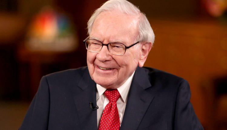 Warren Buffett's net worth surpasses $100 billion for the first
