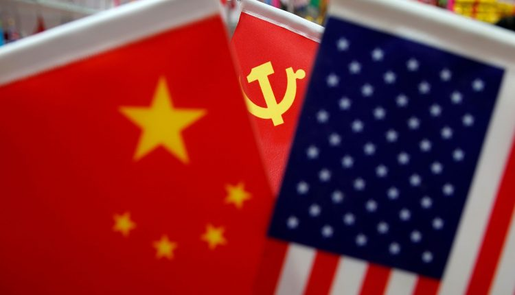 Chinese foreign minister calls for 'non-interference' between China, U.S.