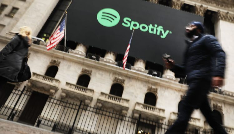Spotify acquires Betty Labs, maker of live audio app Locker