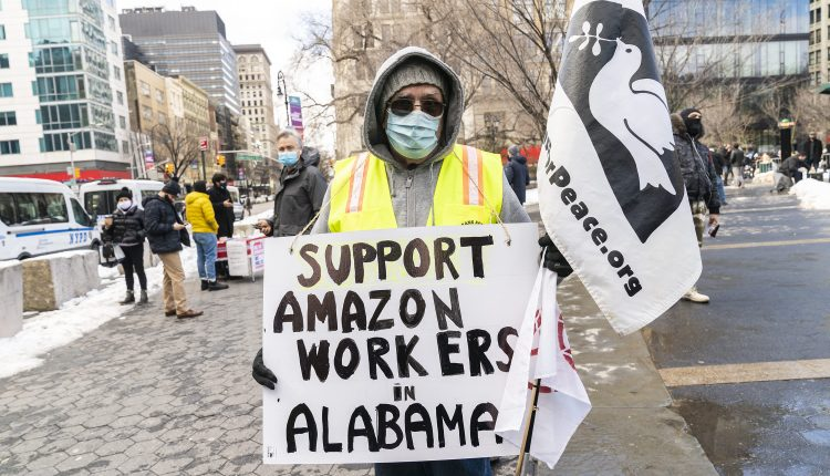 Amazon loses effort to install camera to watch ballot box