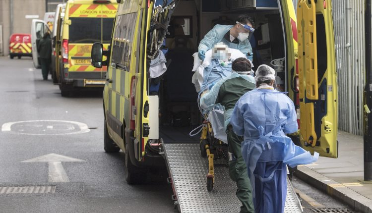 Covid variant found in U.K. 64% more deadly than earlier