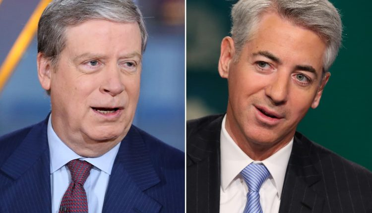 Stanley Druckenmiller, Bill Ackman among early Coupang investors