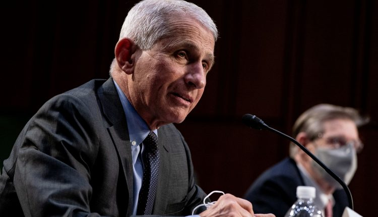 Fauci says variant from U.K. likely accounts for up to