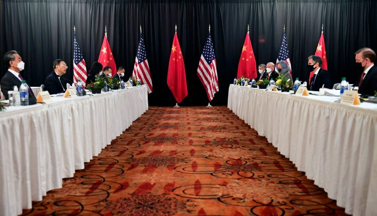 First U.S.-China meeting under Biden gets off to a rocky