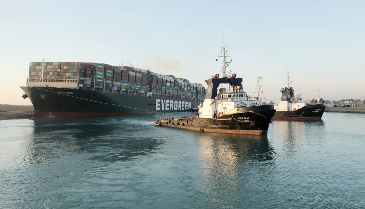 Suez Canal is moving, but the supply chain impact could