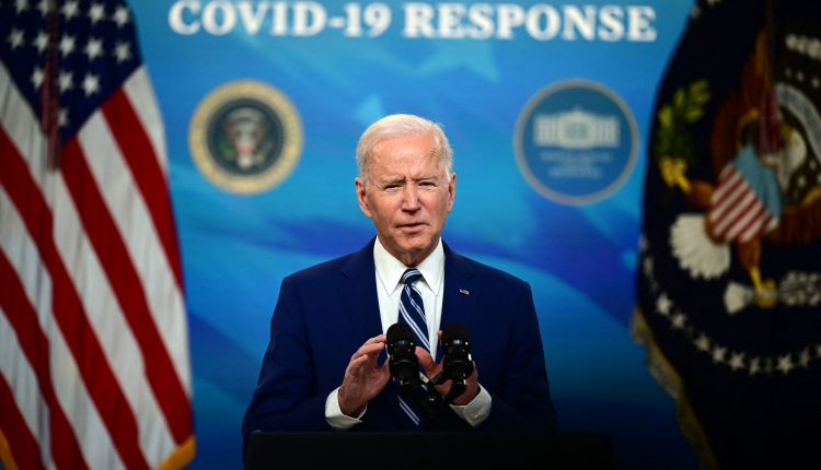 Biden says 90% of U.S. adults will be eligible by